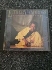 Luther Vandross : Give Me the Reason CD LIKE NEW FREE POST