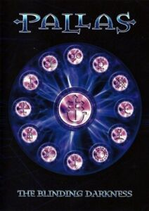DVD Pallas - The Blinding Darkness