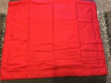 """Jcp Home Collection Standard Pillow Sham 21""""x27"""" Red"""