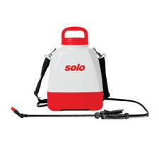 Solo 406li 6 Litre Battery Operated Sprayer Rechargeable Li-ion 2.5 Ah 40cm Wand