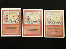 New ListingMagic the Gathering - Mtg - Wheel Of Fortune - Revised - M/Nm/Lp - English