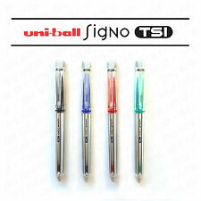 Uni-ball Signo TSI-Thermo sensibles Borrables Gel Tinta Plumas-Pack De 4