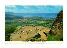 USA - Hawaii, Honolulu, Nuuanu Pali Lookout - Postcard Franked 1978