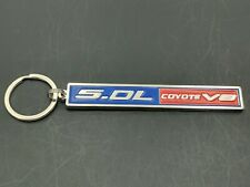 Ford 5.0L Coyote Emblems/Keychains (H12)
