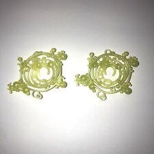 Marvel Legends Energy Circle Lot Of Two Green Yellow Magic Effect Accessory