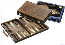 Brettspiel Backgammon Zante im Koffer Holz Tavla Tavli