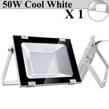 50W Watt LED Flood Light Bright White Outdoor Security Work Spotlight Lighting
