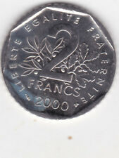 2 FRANCS SEMEUSE NICKEL 2000