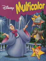 Aristocats, Peter Pan, Dumbo & Balu - Multicolor Malbuch-Disney #598165