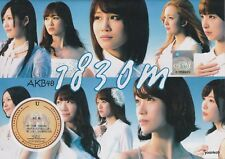 AKB48 1830m 2 CD + 1 DVD Dancing Step Instructions _ NTSC Region All