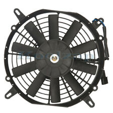 TYC 00-04 Volvo S40 V40 AC Condenser Auxiliary Cooling Fan Motor Assy 30630531-9