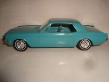 AMT 1965 Ford Mustang 2 Dr. Coupe Dealer Promo Model Car
