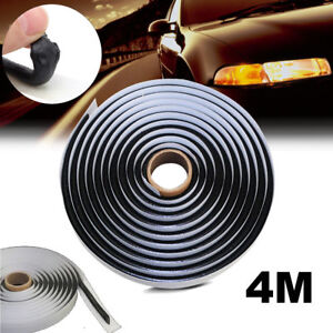 4M Butyl Rubber Glue Sealant Car Headlight Retrofit Reseal Sealant Strip Black