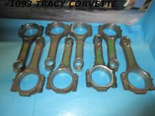 "1970-1976 Chevrolet 400 SBC Short Connecting Rods Large Journal 3/8"" Set of 8"