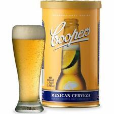 🍺 MALTO MEXICAN CERVEZA PER BIRRA ARTIGIANALE FATTA IN CASA COOPERS 1,7KG 🍺