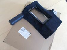 Porsche 996 Boxster Footwell Fuseboard Carpet Section, New