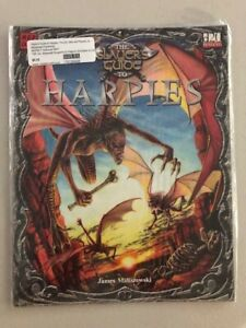 Slayer's Guide to Harpies D20 Mongoose D&D Fantasy RPG Supplement - New