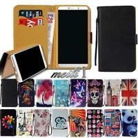 Leather Stand Wallet Card Cover Case For XGODY D28 / Mate RS / P20 Smartphones