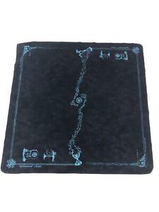 Spellground  Classic Cloth Play Mat Navy Blue Khalsa Brain Games