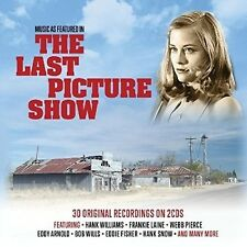 LAST PICTURE SHOW - ORIGINAL SOUNDTRACK (HANK WILLIAMS/KAY STARR/+)  2 CD NEU