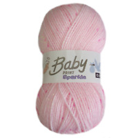 100g BALLS WOOLCRAFT WITH LOVE BABY SELF STRIPING DK ACRYLIC KNITTING WOOL//YARN