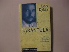 Bob Dylon- Tarantula- Ungekürzte Originalausgabe-zweisprachig englisch/deutsch