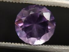 Natural rough faceted earth mined Amethyst 2.19ct