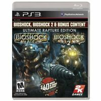 BioShock Ultimate Rapture Edition - Sony PlayStation 3 PS3