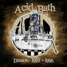 Demos: 1993-1996 * by Acid Bath (CD, Nov-2005, Rotten Records)