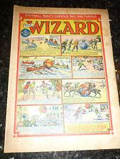 THE WIZARD Comic (1951) - No 1331 - Date 16/08/1951 - UK Paper Comic