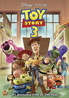 Toy Story 3 (DVD, 2010) BRAND NEW  +  FREE  SHIPPING