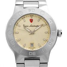 TONINO LAMBORGHINI Brand New Gentlemens Date Watch model en034.206