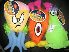 Hartz Galactic Attack Dog Play Toy - Scented - Choice of 3 Types