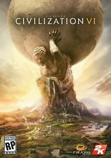 Sid Meier's Civilization VI 6 Game PC Key Epic Games Store + £10 Game COUP0N