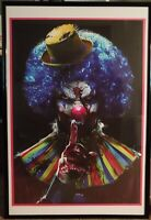 "HaHa #1 Variant John Gallagher Cover 40"" x 27"" Framed Print/Poster Image Comics"