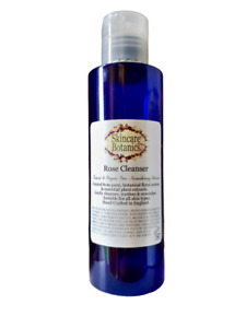 Organic & Natural Pure Botanical Rose Cleanser