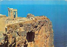 Bg12245 rhodes the acropolis of lindos greece