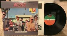 AC/DC DIRTY DEEDS DONE DIRT CHEAP~NM/NM- 1976 SRC SPECIALTY PRESS LP~AT/GP~YOUNG