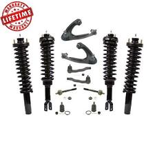 Honda Civic 1996-2000 Front & Rear Complete Spring Struts & Front Suspension Kit