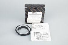 *Mint* Nikon PK-11A PK11A Auto Extensions Ring Tube Adapter Japan SLR Camera