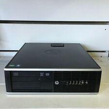 Pc Fisso Usato Garantito HP ELITE 6305 AMD A4-5300B 3.4GHZ 8GB Radeon HD 7480 W7