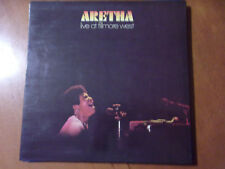 Aretha Franklin  Live At Fillmore West Orig.Ita 1971 Gatefold !