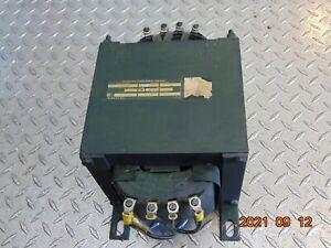 MILWAUKEE 100950 3.0KVA TRANSFORMER PRI: 240/480V SEC: 240/480V