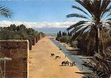 BR49842 Les remparts et le grand atlas Marrakech      Morocco