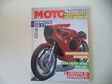MOTO STORICHE E D'EPOCA 12/1998 HEINKEL TOURIST/BSA 500 GOLD STAR/AERMACCHI 250