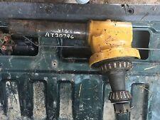 John Deere 410 front axel spindle,for backhoe or industrial loader part# AT30796