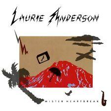 Laurie Anderson Mister Heartbreak Lp