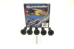 NEW Prestolite Spark Plug Coil Boots Set of 5 115002 Chevy GMC Hummer 3.7 07-11
