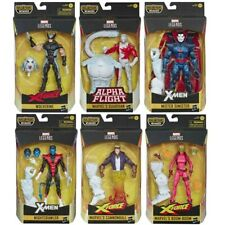 "Marvel Legends 6"" X-Force Wave 1 - Set of 6 (WENDIGO BAF) *IN STOCK*"