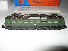 Roco Epoche IV (1965-1990) Normalspur Modellbahnloks der Spur N